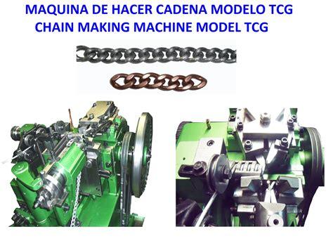 cadenas para joyeria m 225 quinas para hacer cadena maquijoy