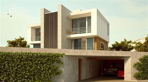 Ultra Modern Houses by Ultra Modern House With Underground Garage Modern