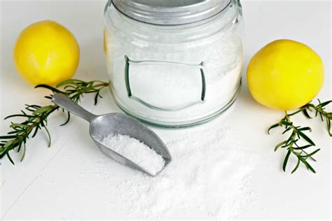 Lemon And Lavender Detox Bath by Rosemary Lemon Bath Salts Soak And Detox 4 Real