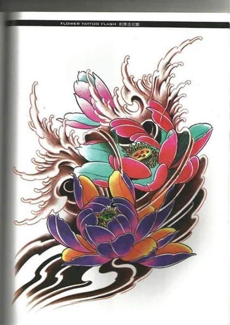 Tattoo Oriental Com Flores | pin by j hdz on tattoo flash jp pinterest tattoo