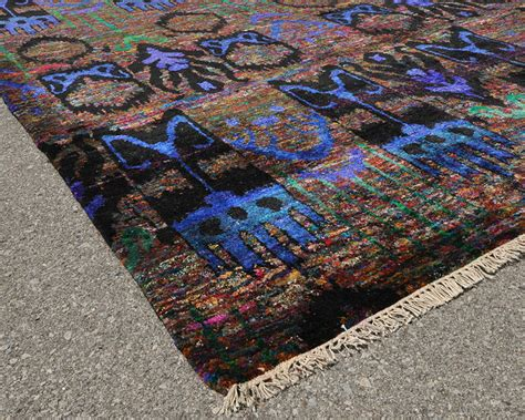 sari silk rugs sari silk rugs