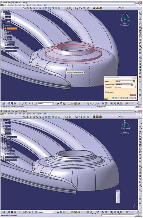 design frame in catia catia v5r15 cadalyst