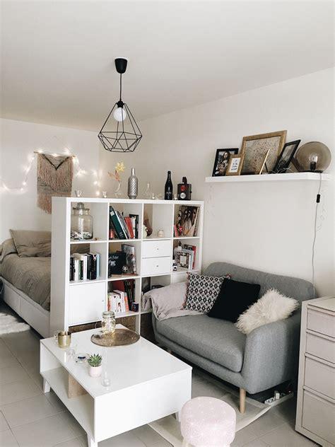 Deco Salon Studio by Id 233 E Deco Pour Am 233 Nager Un Studio De 30m2 C Est Possible