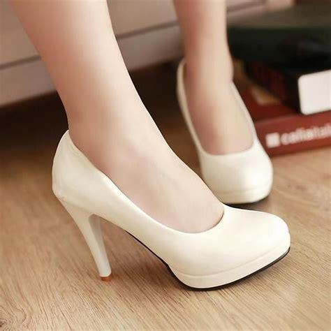 womens white high heels best 25 white high heels ideas on wedding