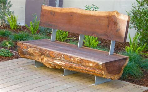 tree stump bench 1000 images about log benches on pinterest gardens