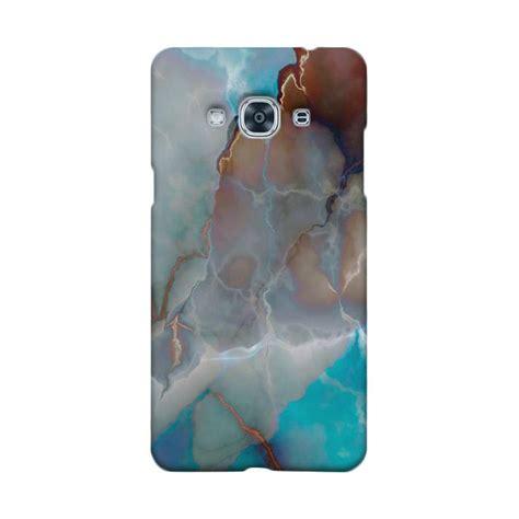 Harga Samsung J3 Pro Blue jual premiumcaseid blue marble granite hardcase