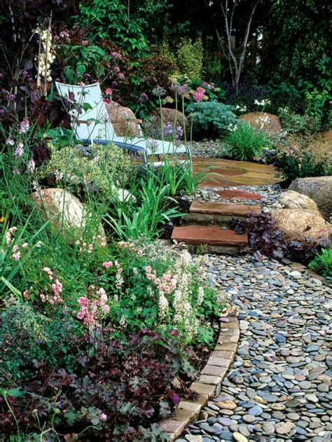 flower bed decoration 13 inspiring garden design ideas with rocks