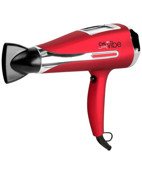 Hair Dryer Air Clay chi air vibe ceramic touchscreen hair dryer ceramics technology and hair dryer