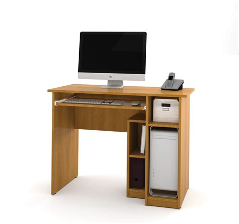 basic computer desk hokku designs chilton basic computer