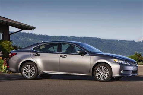 Toyota Avalon Vs Lexus Whats New For The 2014 Avalon Autos Weblog