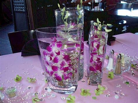 Purple Candle Wedding Centerpieces Purple Wedding Purple And Silver Wedding Centerpiece Ideas