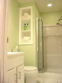 bathroom built in storage ideas saving small bathroom spaces using wood wall built in
