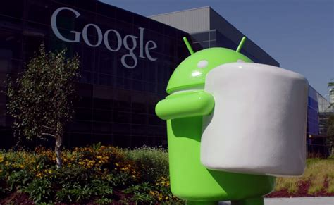 marshmallow android official android marshmallow statue reveal droid life