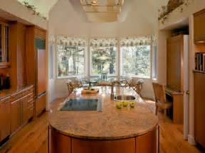 Kitchen Bay Window Treatment Ideas Kitchen Window Treatments Ideas Hgtv Pictures Tips Hgtv