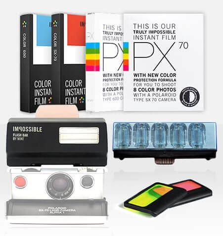 px70 & px680 the films that changed modern instant