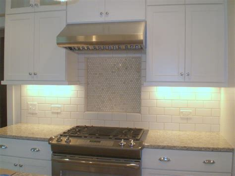 white tile backsplash kitchen best white kitchen with subway tile backsplash top ideas 526