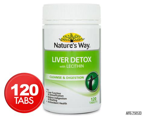 Ancient Countries That Used Detox by Nature S Way Liver Detox 120 Tabs Groceryrun Au