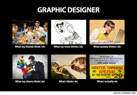 layout artist vs graphic designer 27 funny posters and charts that graphic designers will