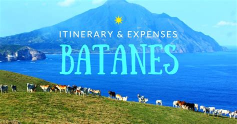 escape 2 philippines general travel information throughout escape manila pinoy travel blog diy batanes itinerary
