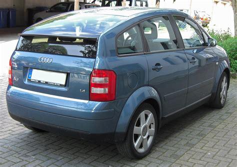 A2 Search File Audi A2 Rear Jpg