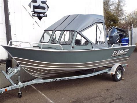 klamath boat bimini top open bow windshield boats for sale