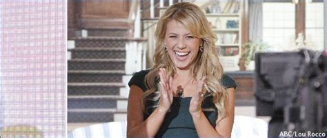 Jodie Sweetin Has Talent by Jodie Sweetin I M Surprised At How Often I Cry On