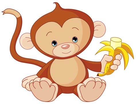 clipart monkeys monkey clip black and white images