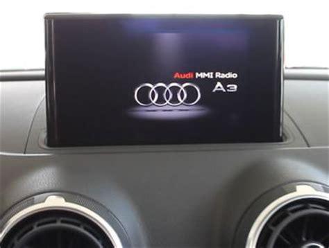 Audi Mmi Radio interface for audi a3 models with mmi radio