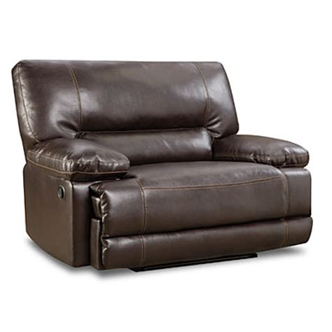Stratolounger 174 Roman Snuggle Up Chocolate Recliner Big Lots