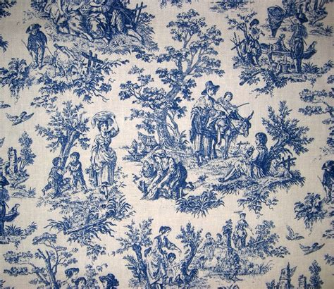 wallpaper toile blue nickyskye meanderings toile exploring a traditional