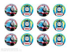 gallery gt thomas train cupcake toppers
