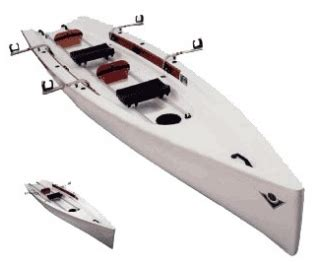 yole roeiboot si 232 ge passager cqfd voile l 233 g 232 re
