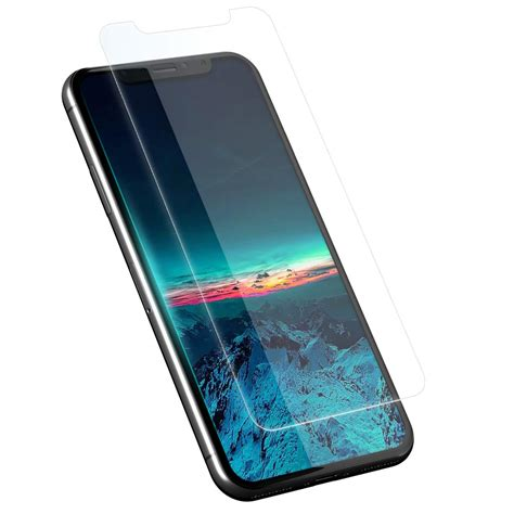iphone xs max screen protectors now on the market