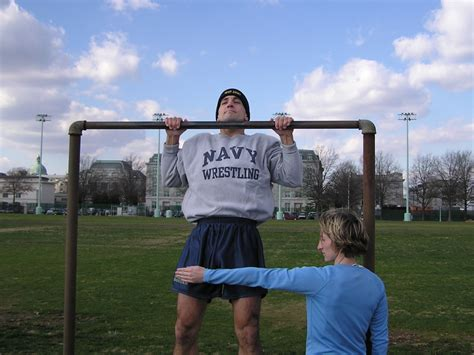 swing pull ups the candidate fitness assessment admissions usna
