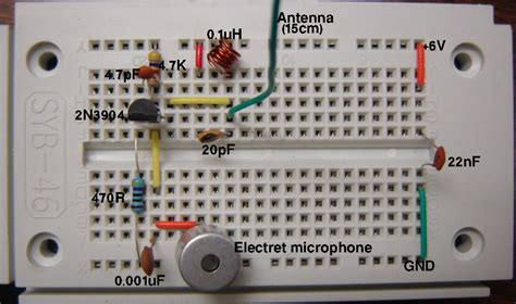 how to make inductor for fm transmitter how to make fm transmitter