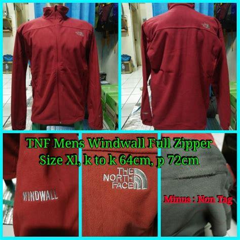 Kaos Tnf Original jual softshell jacket tnf mens windwall original di lapak nadhira morganite kailash morganite