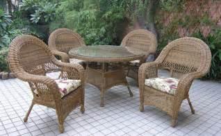Outdoor Wicker Furniture Patio Furniture Plastic Wicker Metal Or Wood The