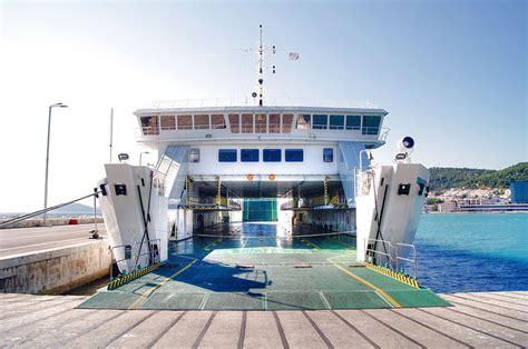 fast boat hvar to split split croatia local ferry schedules split croatia travel