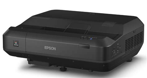 Projection Tv Ls by Epson Home Cinema Ls100 Laser Display Reinvents The Home
