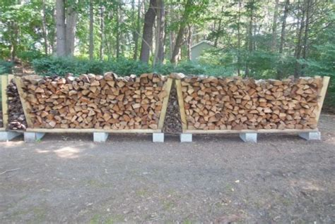 How To Make A Firewood Rack by Diy Firewood Ideas Firewood Storage Inspiration Ideas
