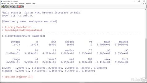 html format numeric control the numeric format of output in r