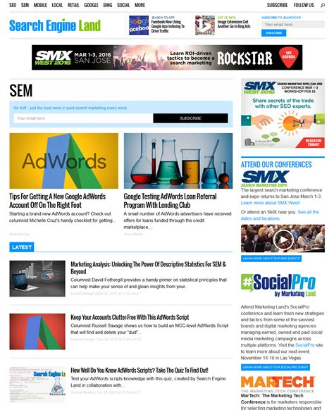 Sem Template exles of the most powerful links for seo