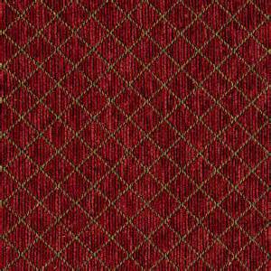 Striped Chenille Upholstery Fabric Burgundy Upholstery Fabric Dark Brown Hairs