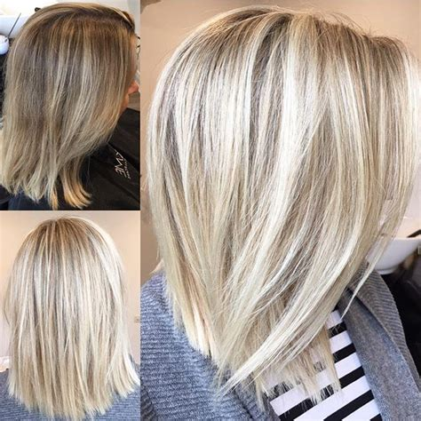 foil hair colors with blondies before and after 1 4hd of blonde foils to revitalize