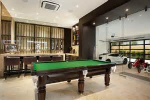 modern man cave garage designs with glass doors and wine cellarg small ideas budget home