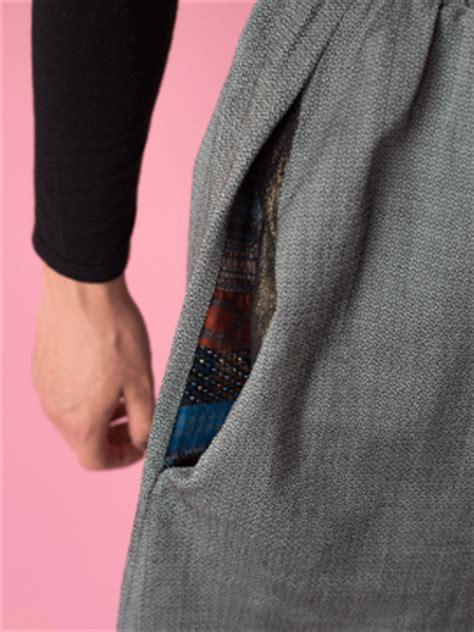 factory skirt in coral | antiform