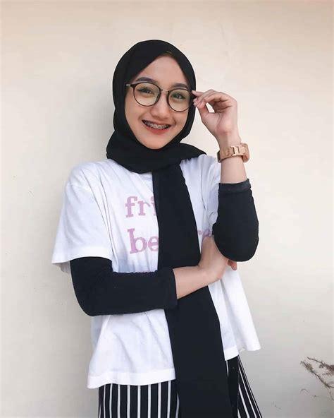 ootd hijab manset ala selebgram cocok  style harian kamu