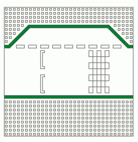 lego printable road pdf lego baseplates to print and cut out road baseplates