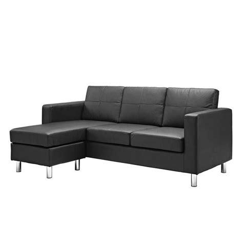 Adjustable Sectional Sofa In Black Wm4054 3 Adjustable Sectional Sofa