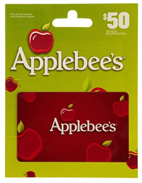 Do Applebees Gift Cards Expire - the coupon project discover a better bottom line